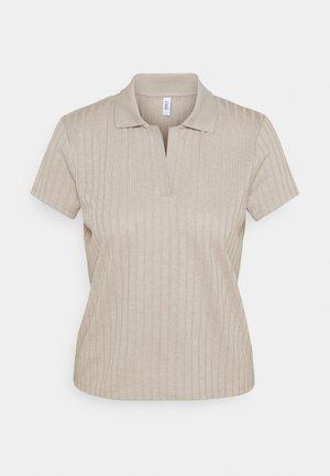 ONLEMMA - Polo shirt - pumice stone