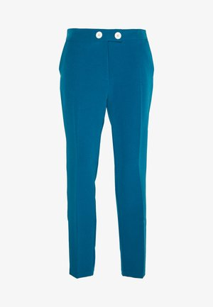 SLIM FORMAL - Pantalones - medium blue
