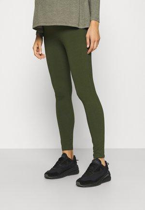 Leggings - khaki