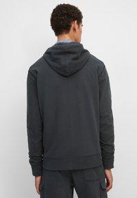 Marc O'Polo - Zip-up sweatshirt - phantom fear - 2
