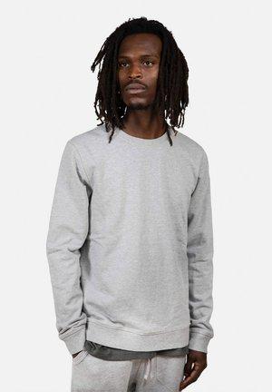 Sweater - grey metallic