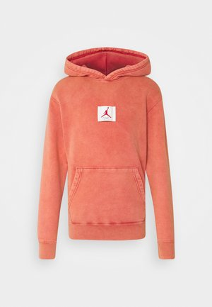HOODIE - Jersey con capucha - gym red