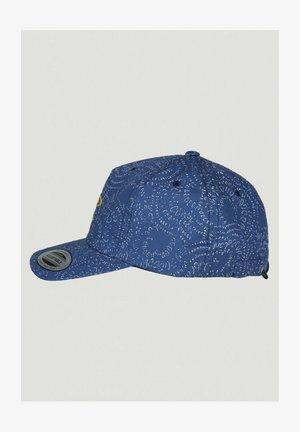 Cap - blue print