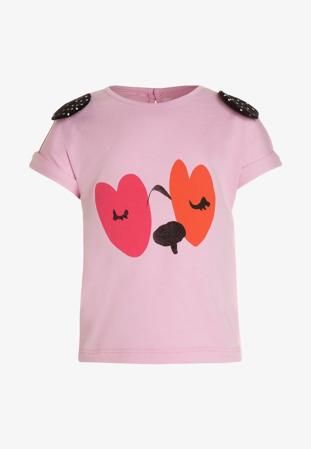 BABY - T-shirt con stampa - pink