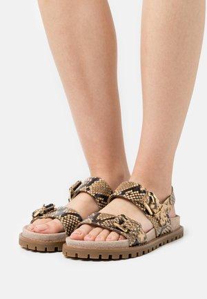 JUDD  - Sandals - camel