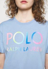 Polo Ralph Lauren - Print T-shirt - chambray blue - 4