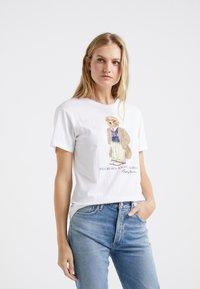 Polo Ralph Lauren - T-Shirt print - white - 3