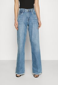 Pepe Jeans - JIVE REPAIR - Flared Jeans - denim - 0