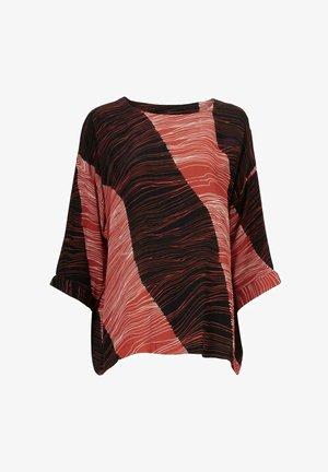 Långärmad tröja -  burnt ochre