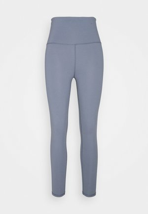 ACTIVE HIGHWAIST CORE 7/8 - Tights - blue jay