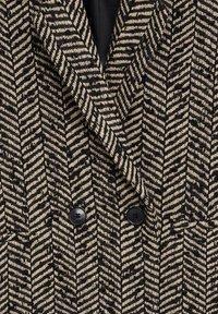 Mango - FOXI - Short coat - schwarz - 8