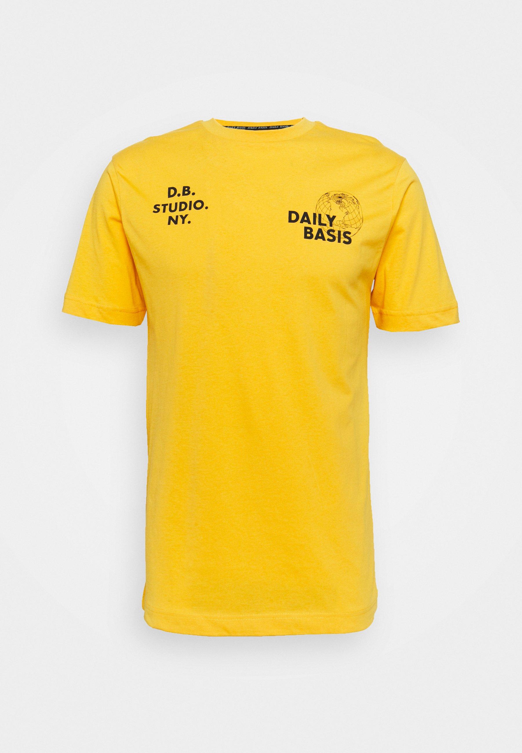 Damen MOON TEE UNISEX - T-Shirt print