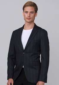 Basics and More - Blazer jacket - navy - 4
