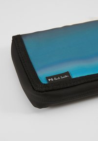 PS Paul Smith - WALLET ZIP HORIZON - Geldbörse - blue - 2