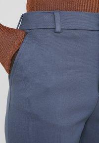 Filippa K - IVY TROUSER - Trousers - blue grey - 5