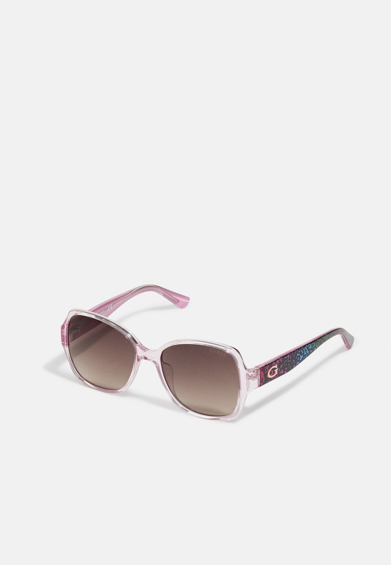 Guess - KIDS EYEWEAR UNISEX - Sunglasses - pink