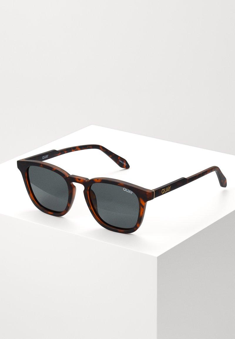 QUAY AUSTRALIA - JACKPOT - Sluneční brýle - dark brown
