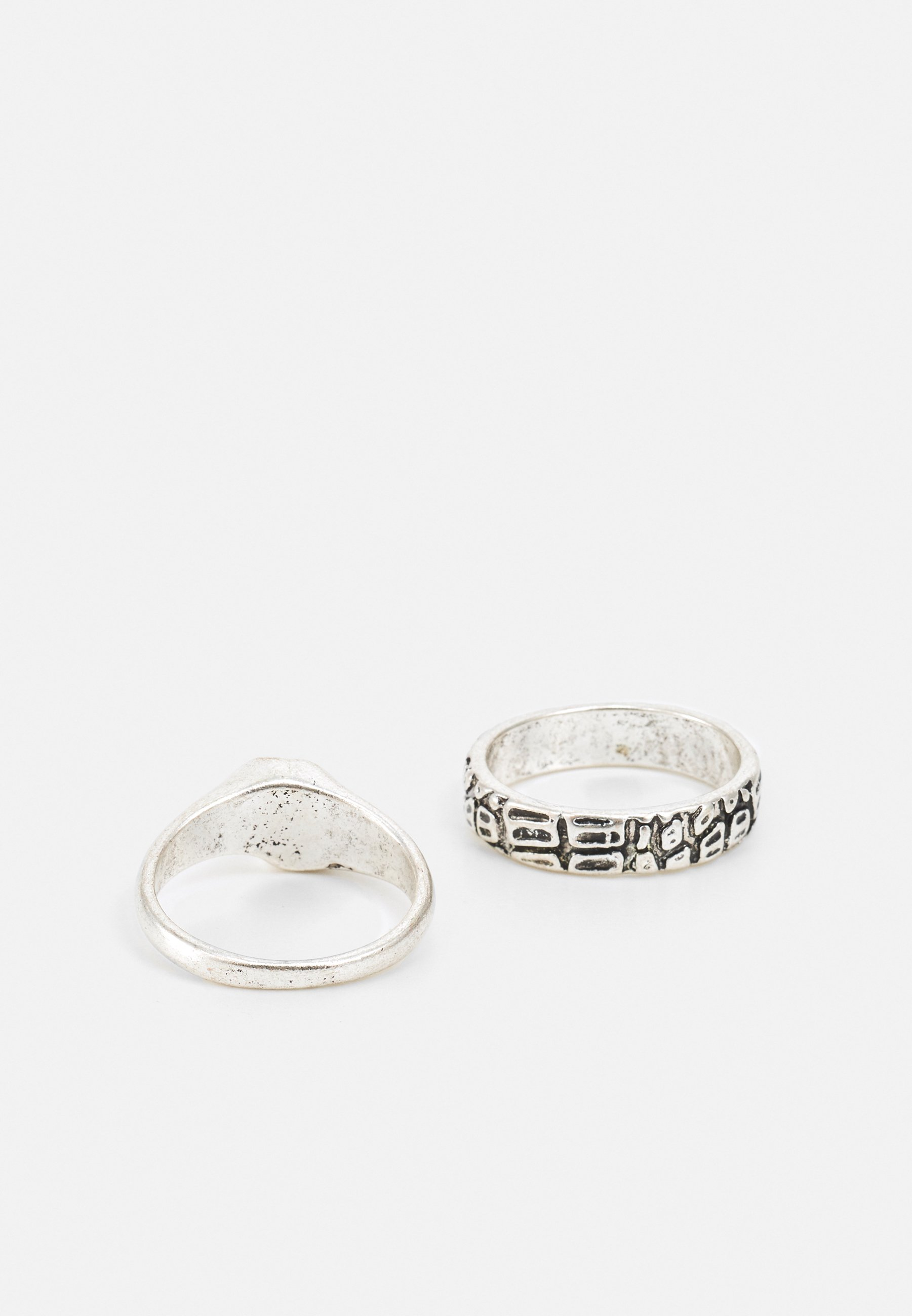Homme CRACKED BAND 2 PACK - Bague