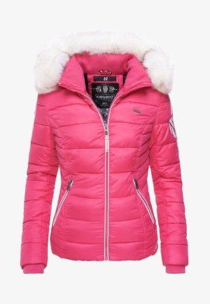 KHINGAA - Winter jacket - pink