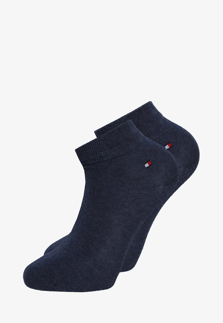 Tommy Hilfiger - MEN QUARTER 2 PACK - Calcetines - jeans