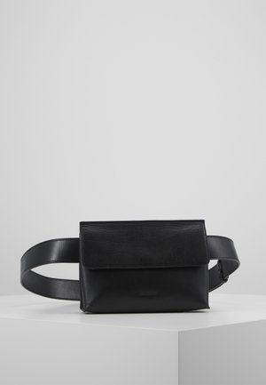 ELITE BUMBAG - Ledvinka - black