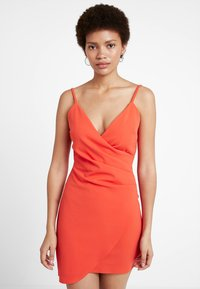 Club L London - Day dress - orange - 0