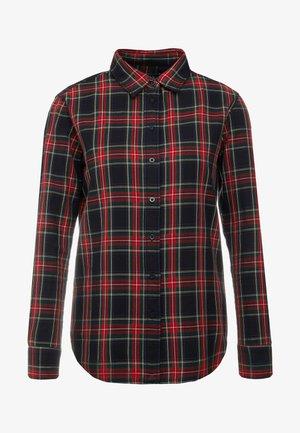 CLASSIC - Skjortebluser - red/black