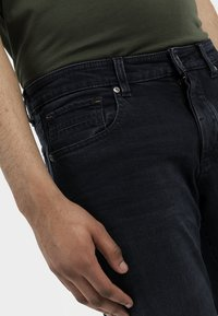camel active - RELAXED - Relaxed fit jeans - indgo dark blue used - 5