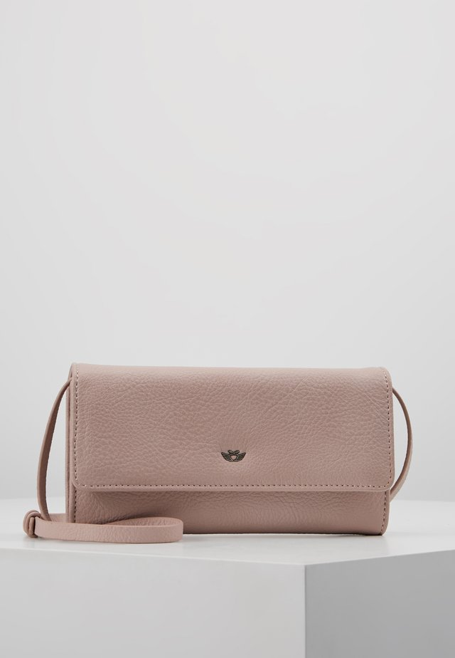 DOMI SUPERGRAIN - Borsa a tracolla - light rose