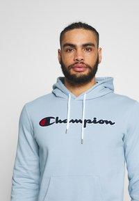 Champion - Bluza z kapturem - light blue - 3