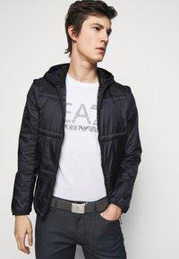 Emporio Armani - Winter jacket - dark blue - 3