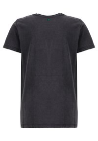 WE Fashion - Print T-shirt - grey - 4