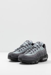 Nike Sportswear - AIR MAX - Trainers - anthracite/black/wolf grey/gunsmoke/dark grey - 2