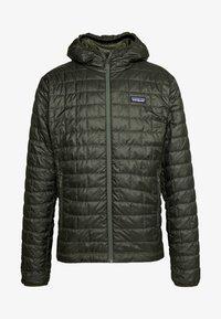 Patagonia - NANO PUFF HOODY - Winter jacket - kelp forest - 4