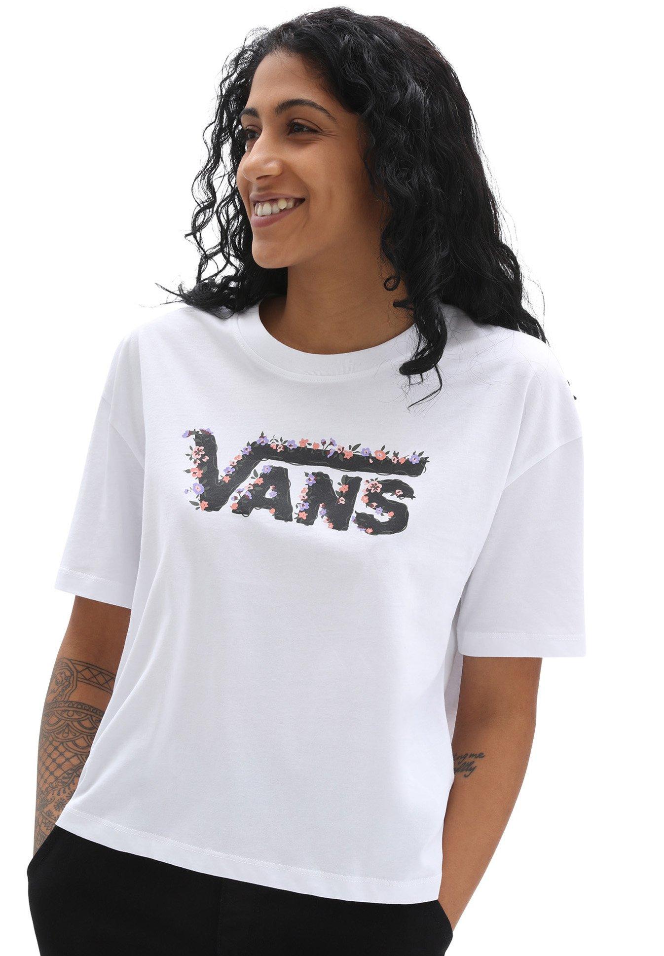 T-shirt e Top da donna Vans | La collezione su Zalando