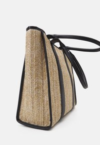 Even&Odd - Tote bag - beige/black - 3