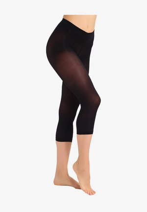 Leggings - Stockings - black
