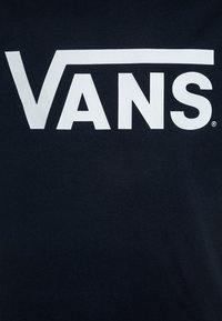 Vans - CLASSIC BOYS - T-shirt con stampa - navy/white - 2