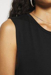 Selected Femme - SLFGIA - Vapaa-ajan mekko - black - 5