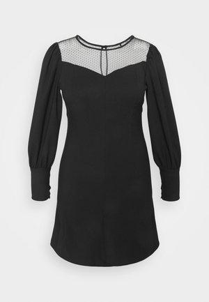 PLUMIS - Day dress - noir