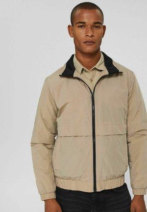PAR F - Light jacket - light taupe