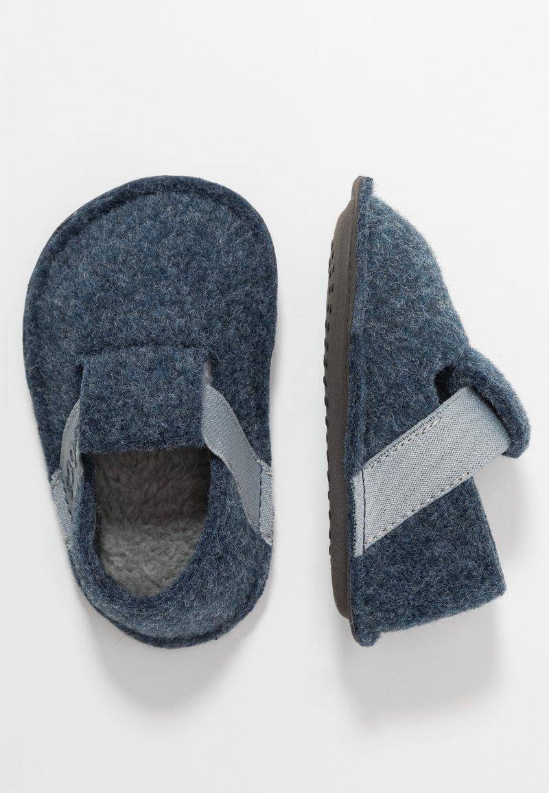 Crocs - CLASSIC - Domácí obuv - navy