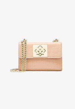 VIENA - Käsilaukku - beige