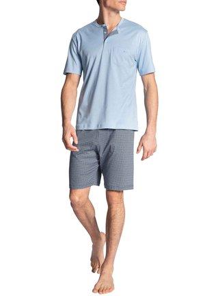 KURZ-PYJAMA - Pyjama set - placid blue