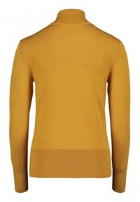 Betty Barclay - ROLLKRAGENPULLOVER - Fleece jumper - yellow - 1