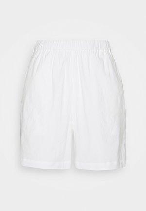 MAYE  LABEL - Shorts - white