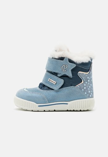 PRIGT  - Baby shoes - cielo/jeans