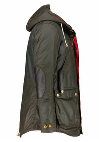 Barbour - GAME WAXED - Parka - oliv - 2