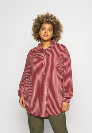 CARCAJSA - Button-down blouse - apple butter