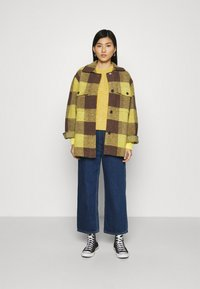 GAP - CABLE CREW - Jumper - misted yellow - 1